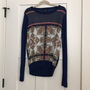 Tops - Blue sweater